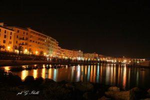Lega navale  in notturno (foto Ibelli)