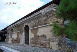 Ruderi darsena romana (foto Ibelli)
