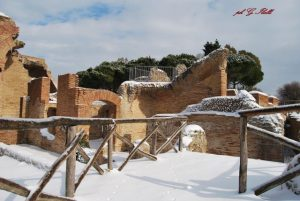 Terme con neve (foto Ibelli)
