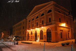 Teatro comunale Traiano (foto Ibelli)